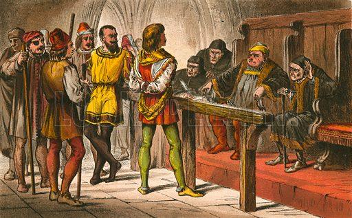picture, Robert Dudley, artist, illustrator, Shakespeare