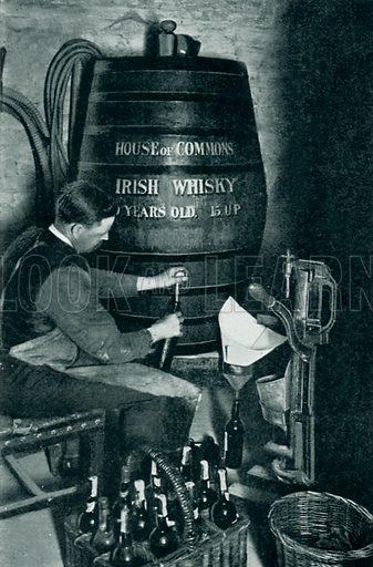 The Commons Irish Whisky Vat