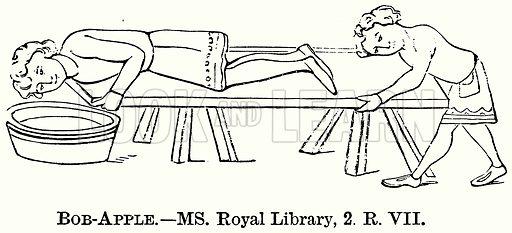 Bob-Apple. Illustration from The Comprehensive History of England (Gresham Publishing, 1902).