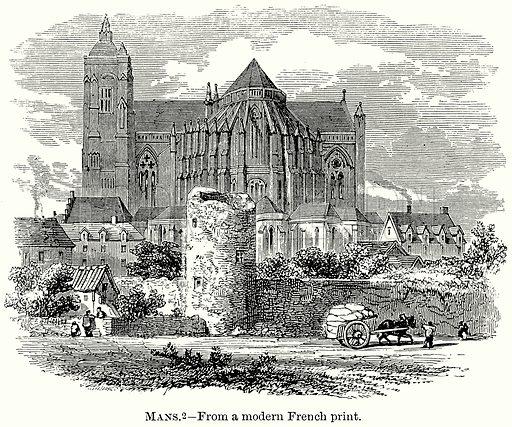 Mans. Illustration from The Comprehensive History of England (Gresham Publishing, 1902).