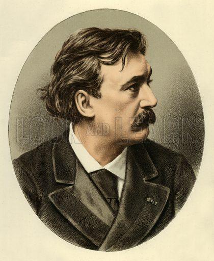 picture, Gustave Dore, artist, illustrator