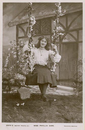 Miss Phyllis Dare.
