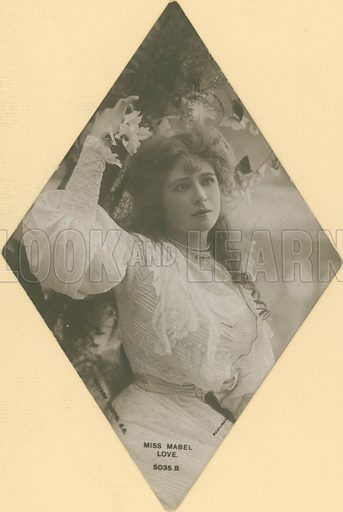 Miss Mabel Love.