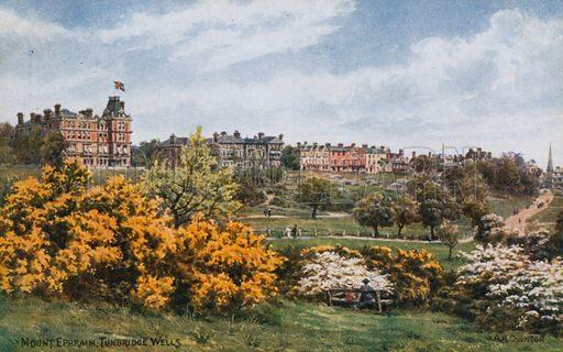 Mount Ephraim, Tunbridge Wells.