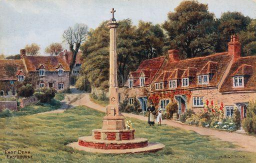 East Dean, Eastbourne.