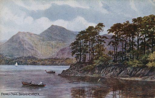 Friars' Crag, Derwent Water.