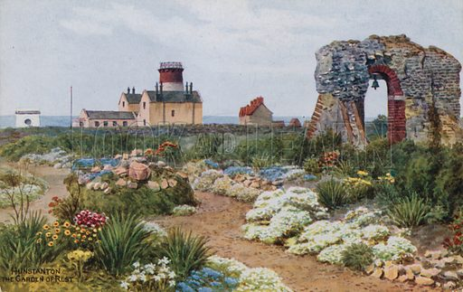 The Garden of Rest, Hunstanton.