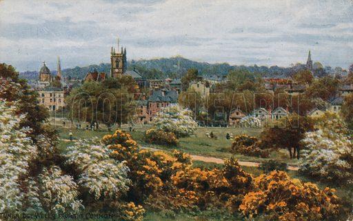 Tunbridge Wells from The Common.