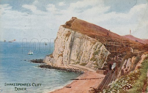 Shakespeare's Cliff, Dover.