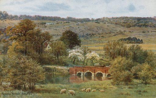 Boxhill Bridge, Dorking.