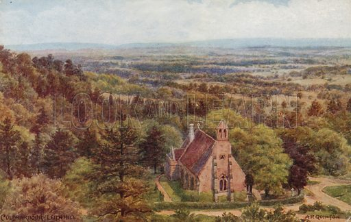 Coldharbour, Leith Hill.