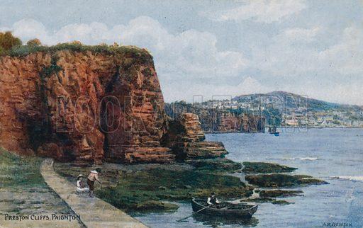 Preston Cliffs, Paignton.