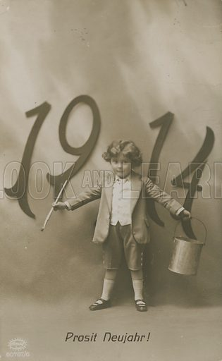 Prosit Neujahr, 1914