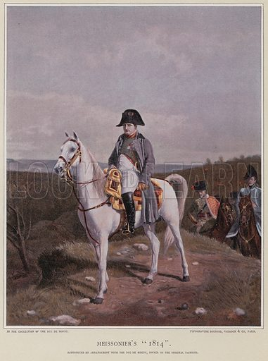 Napoleon, picture, image, illustration