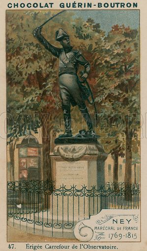 Ney Marechal De France 1769 1815 Erigee Carrefour De L