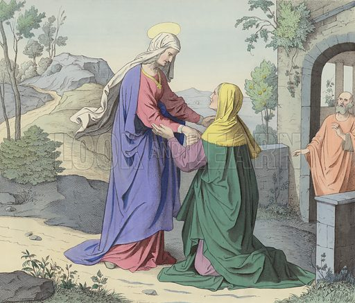 The Visitation of St Elizabeth