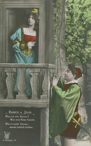 Romeo and Juliet, Valentine's Card