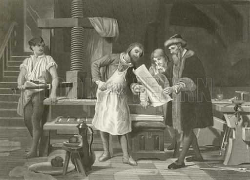 Gutenberg 1400–1468