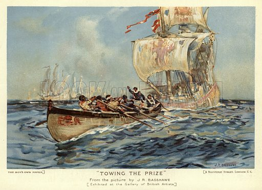 Towing the Prize