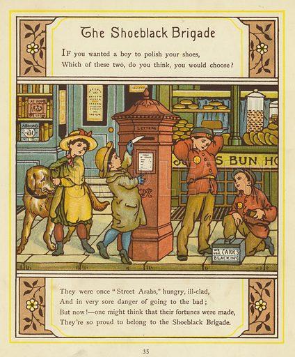 The Shoeblack Brigade