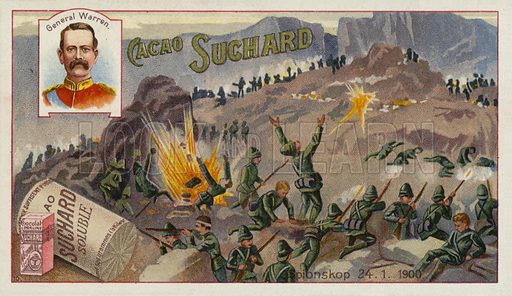 Boer war, picture, image, illustration