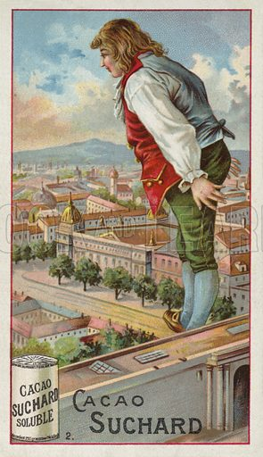 Gulliver, picture, image, illustration