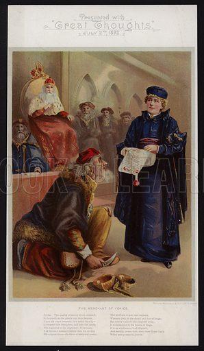 Ellen Terry as Portia in The Merchant of Venice