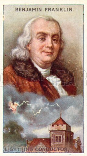Benjamin Franklin Lighting Conductor