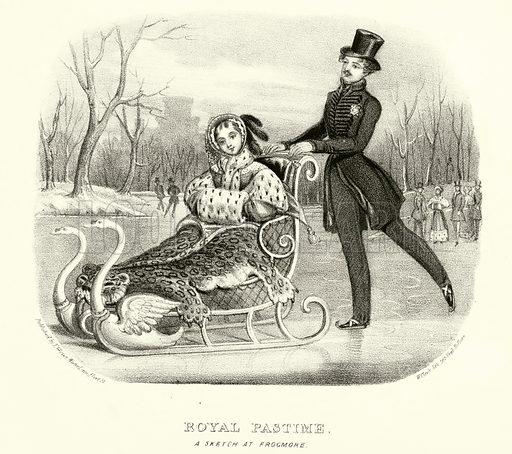 Royal Pastime