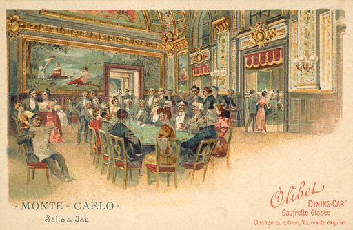 Monte Carlo, picture, image, illustration