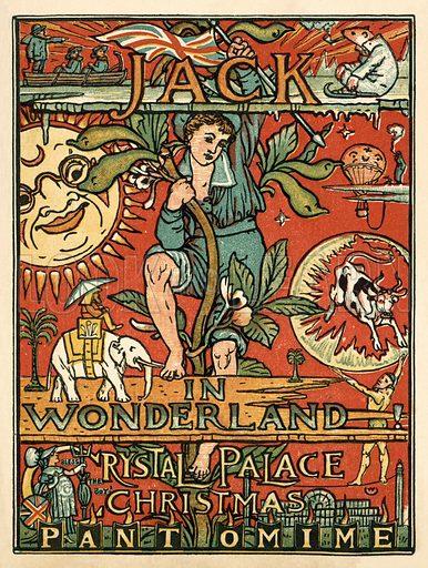 Jack in Wonderland, Crystal Palace Christmas Pantomime