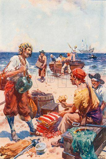 On Buccaneers' Island