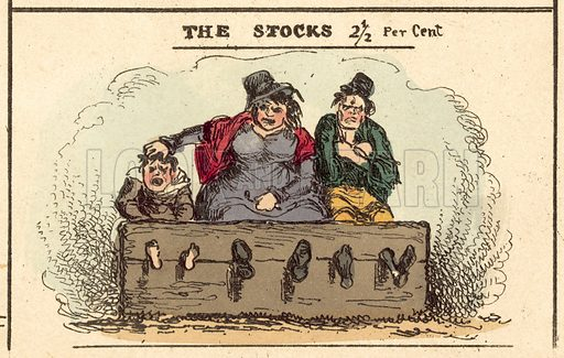 The Stocks, 2 1/2 Per Cent