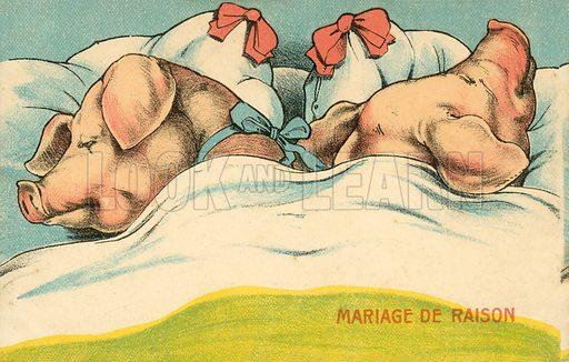 Marriage De Raison