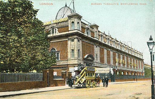 Madame Tussaud's, Marylebone Road, London