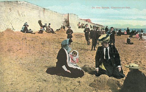 On the Sands, Clacton-On-Sea
