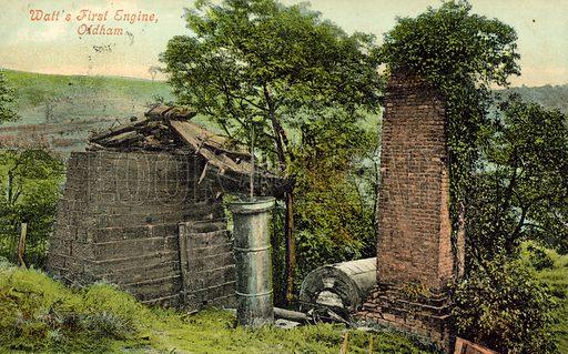 Watt's First Engine, Oldham