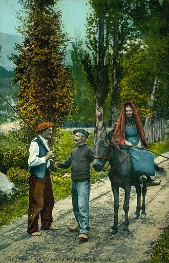 Peasants in the Pyrenees