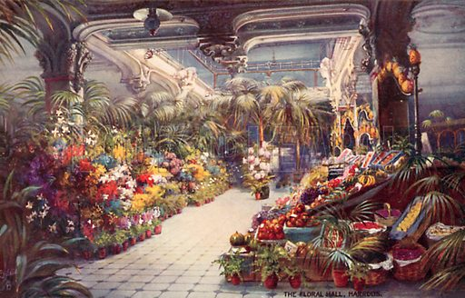The Floral Hall, Harrods