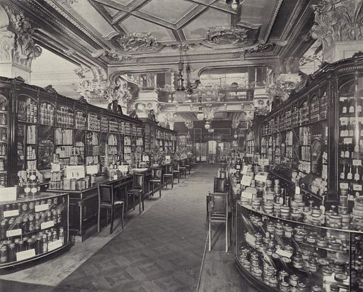 The Grocery Department, Harrods