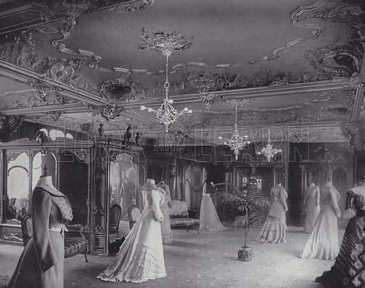 Costume Salon, Harrods