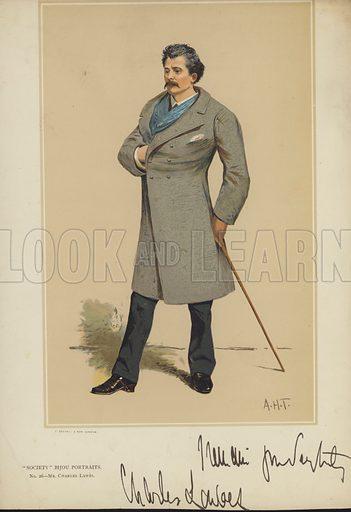 Mr Charles Lawes.
