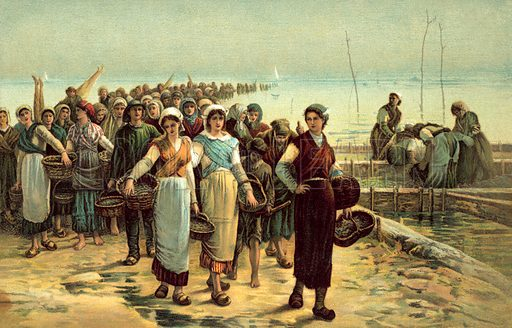 Return of the oyster fishers