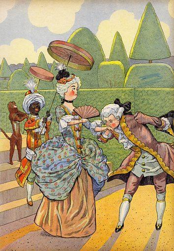 Life under King Louis XV