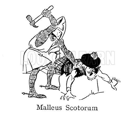 King Edward I, Hammer Of The Scots, Malleus Scotorum