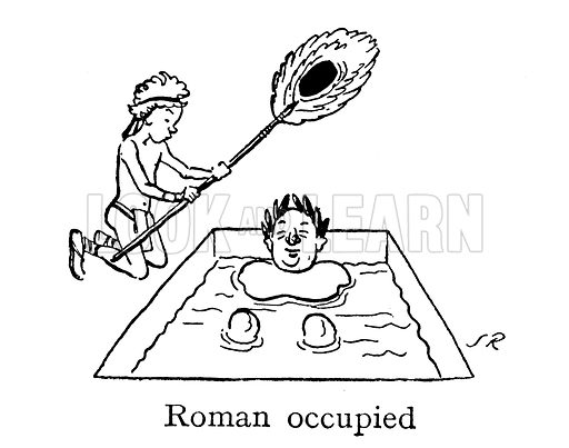 The Roman occupation of Britain