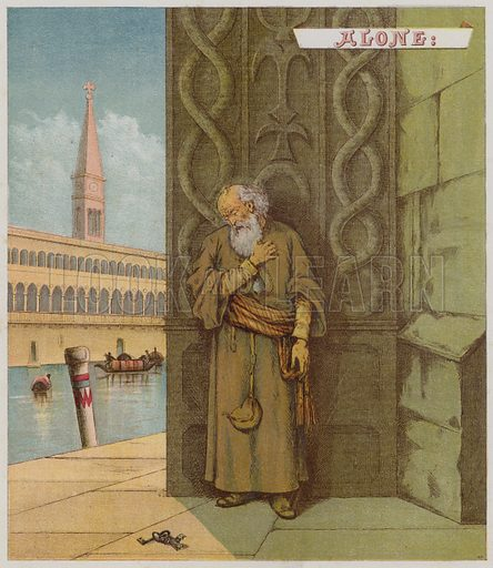 Illustration for The Merchant Of Venice