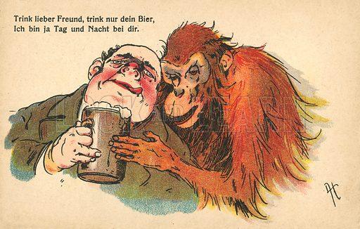Trink lieber Freund
