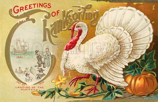 Greetings of Thanksgiving