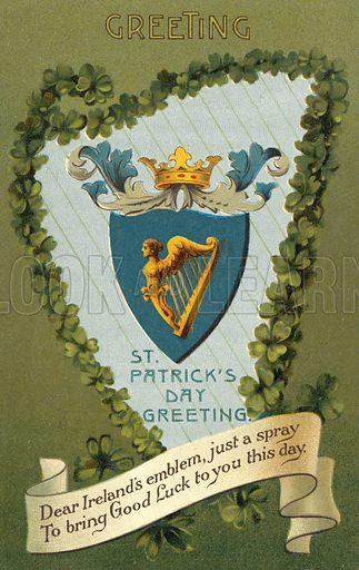 St Patrick's day greeting